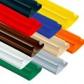 Вставка для панели пластик 1200мм зеленый